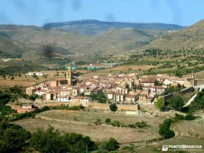 Comarca Maestrazgo-Teruel;viajes a la montaña viaje naturaleza fines semana